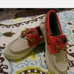 Sperry shoes size 5-1/2 new
